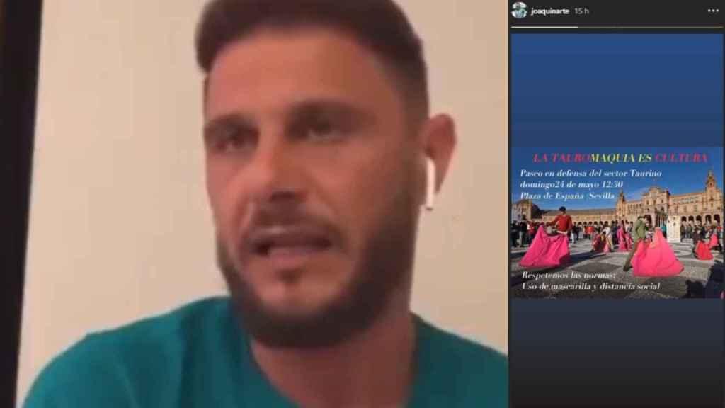 Joaquín Sánchez, durante su entrevista en El Partidazo de COPE