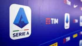 Logo de la Serie A