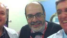 El nefrólogo Alberto Tejedor ha muerto por coronavirus (Foto: Twitter)