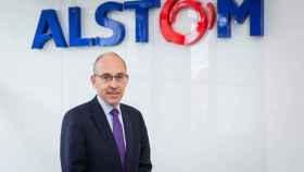 Leopoldo Maestu, máximo ejecutivo de Alstom en España.