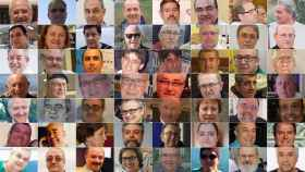 Esta es la lista de los 76 héroes sanitarios muertos por el virus, de 60 años de media: Antonio, Sara, Emilio, Pilar...