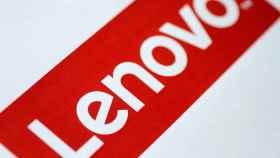 Logo de  Lenovo, en una imagen de archivo.