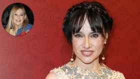 Beatriz Rico y Ana Obregón fueron compañeras durante años.