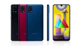 Nuevos Samsung aparecen en escena: Galaxy M31s y M51