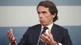 José María Aznar, expresidente del Gobierno.