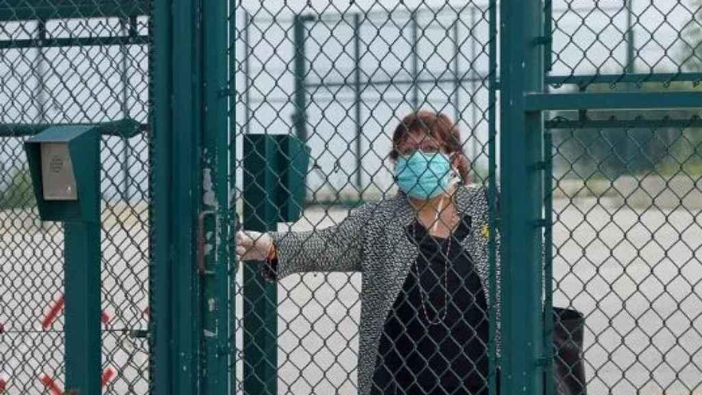 Bassa sale el pasado 27 de abril de la cárcel de Puig de les Basses (Gerona).