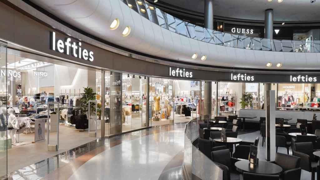 Sindicatos e Inditex llegan a un acuerdo para la desescalada de Lefties
