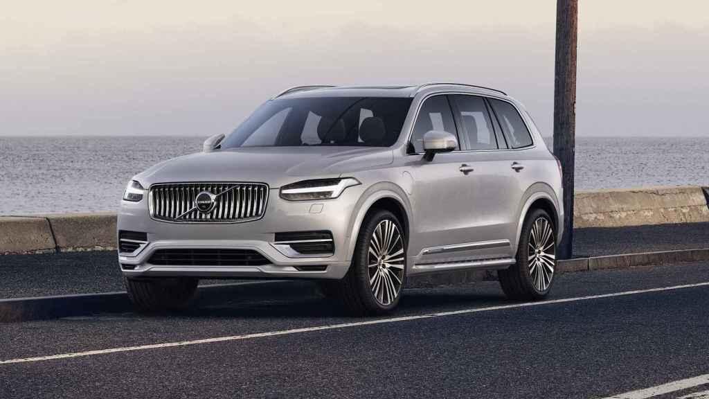 Todos los modelos de Volvo, como el XC30, se ven afectados