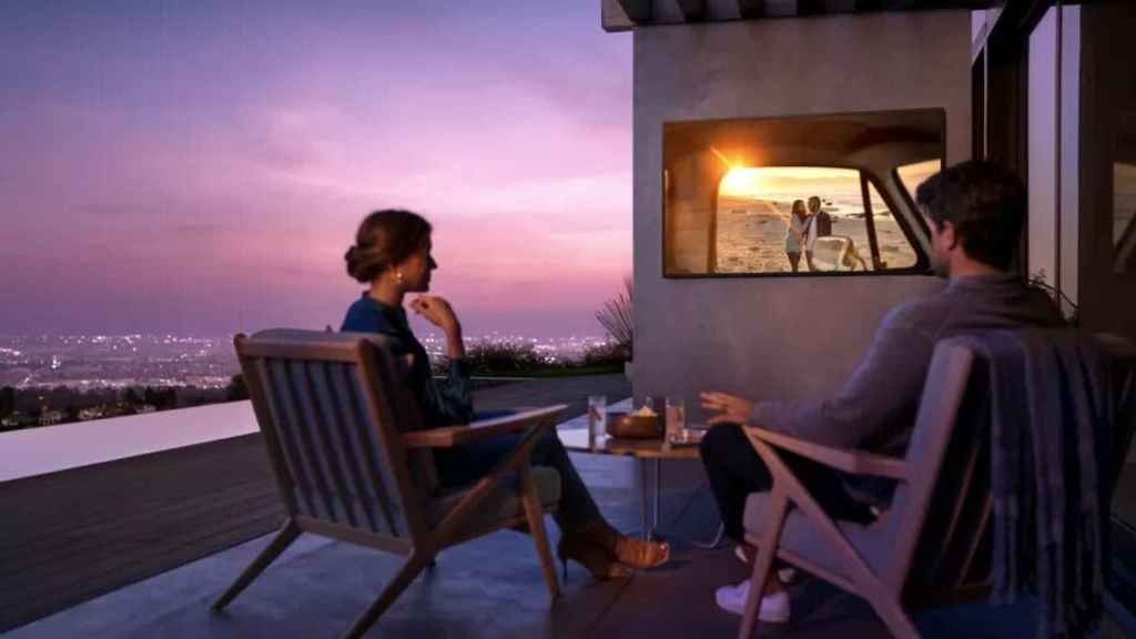 'The Terrace' en una terraza.