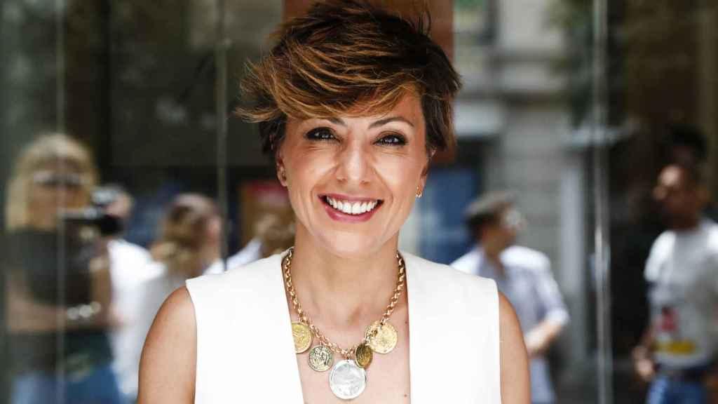 La presentadora Sonsoles Ónega.