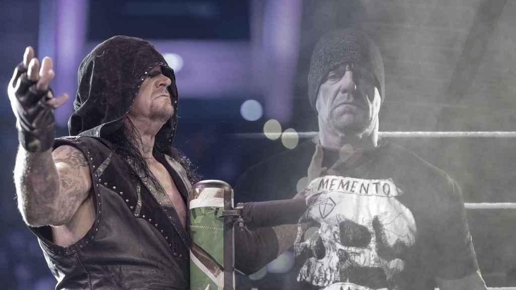 The Undertaker en 'The Last Ride', de WWE Network