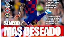 Portada Mundo Deportivo (22/05/20)