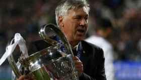 Ancelotti, tras ganar La Décima con el Real Madrid