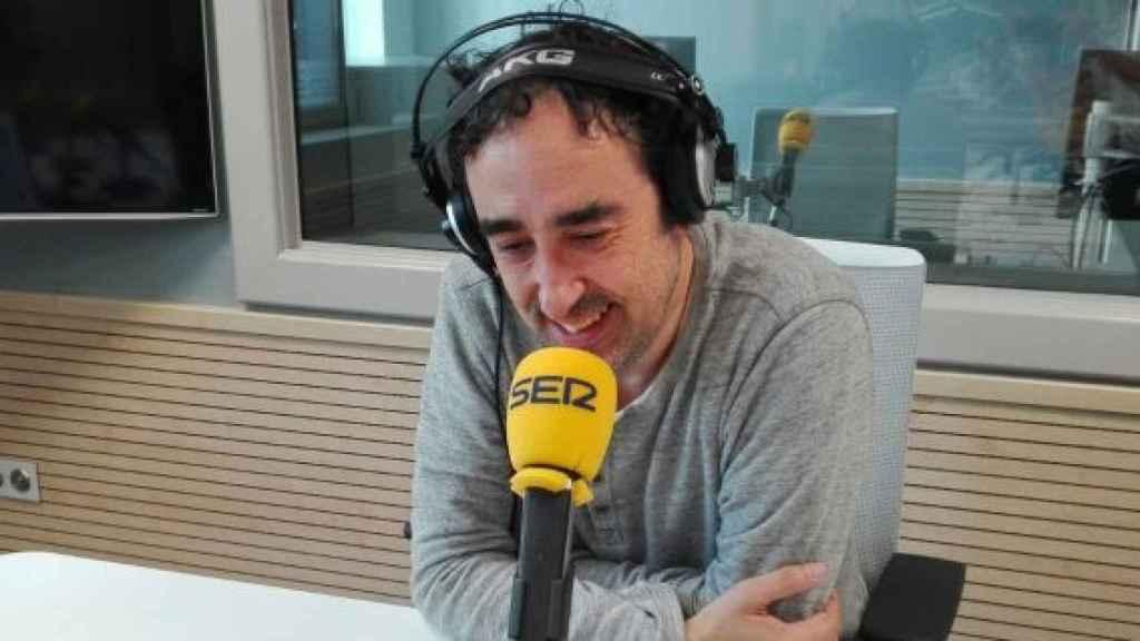 Iturralde González, exárbitro y comentarista deportivo de la Cadena SER
