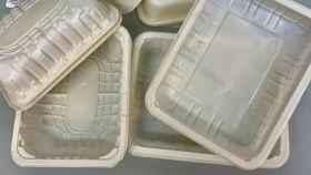 Patentan un material biodegradable a partir de queso y almendras para conservar alimentos