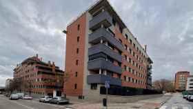 Un edificio de viviendas de Madrid.