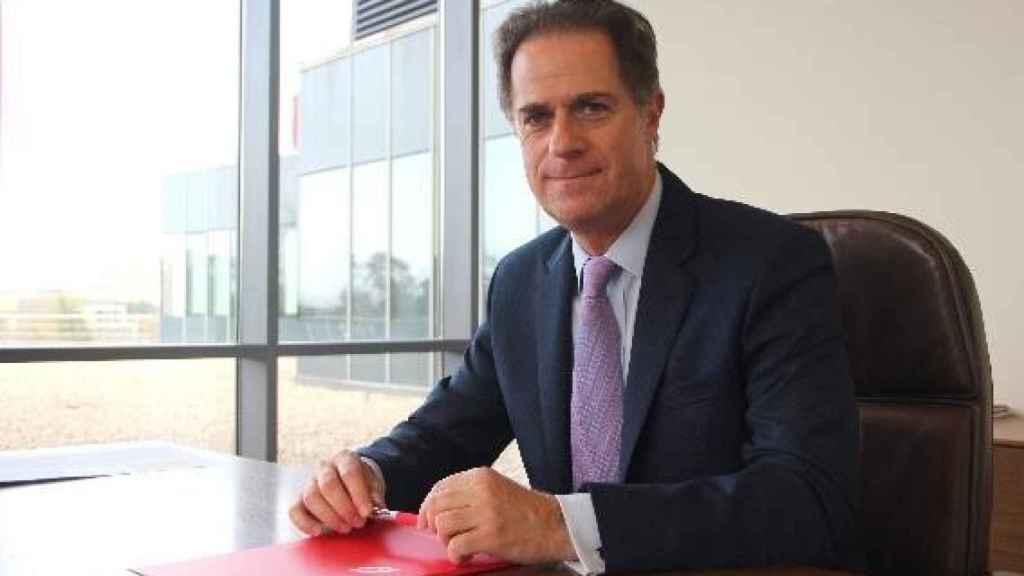 José María Orihuela, CEO de Duro Felguera.