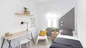 Apartamentos residenciales para universitarios de Gavari.