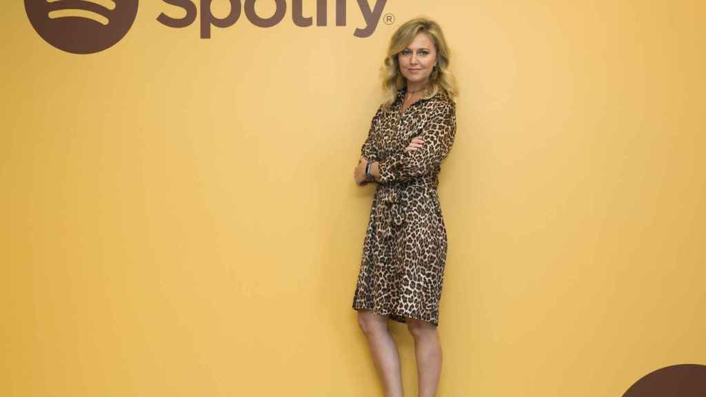 Federica Tremolada, managing director de Spotify para el sur y este de Europa.