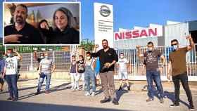 El harakiri de Nissan en Barcelona asusta a 20.000 familias: así lo vive la pareja Susana y Alejandro, empleados