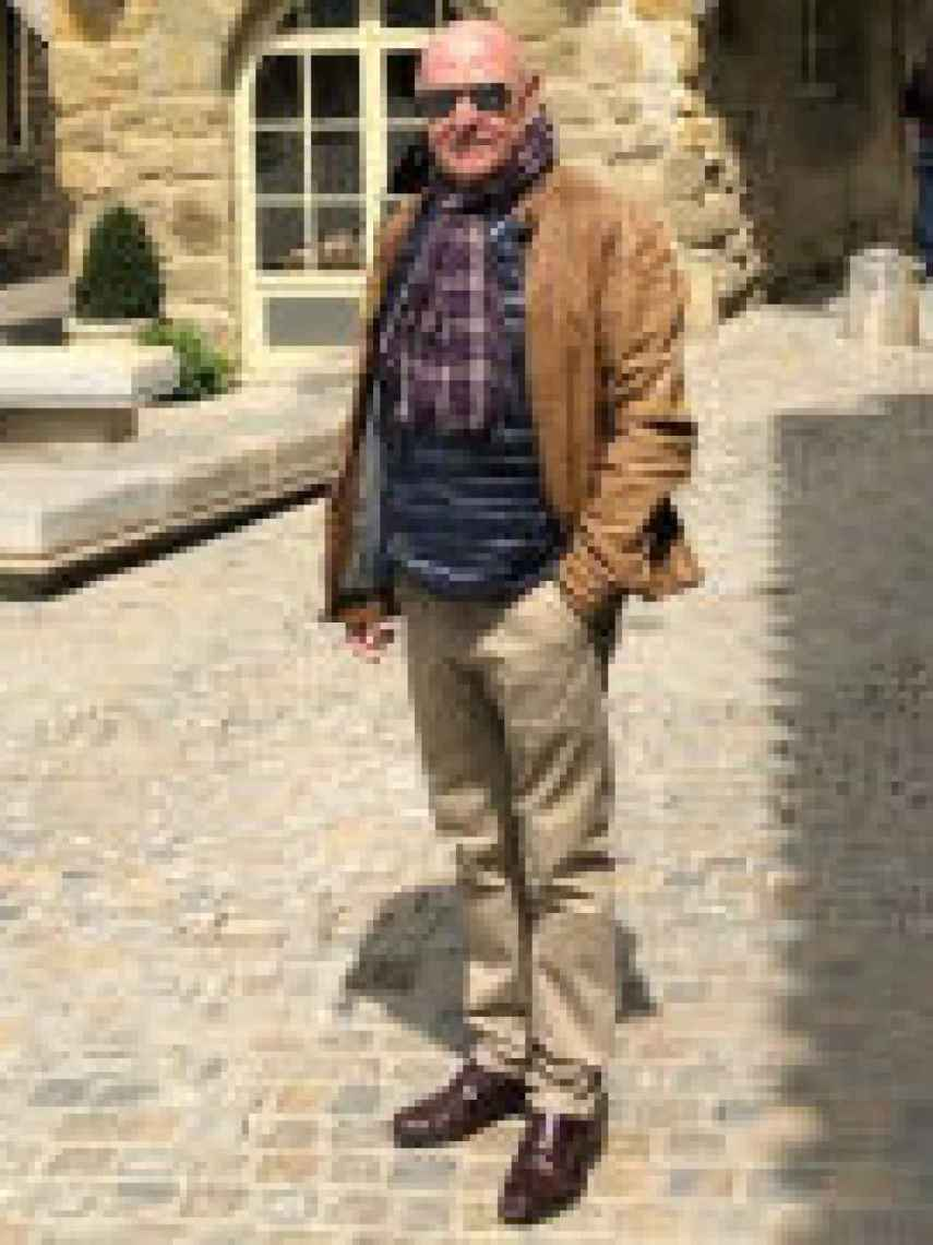 Jaime Mata, médico, falleció por COVID-19.