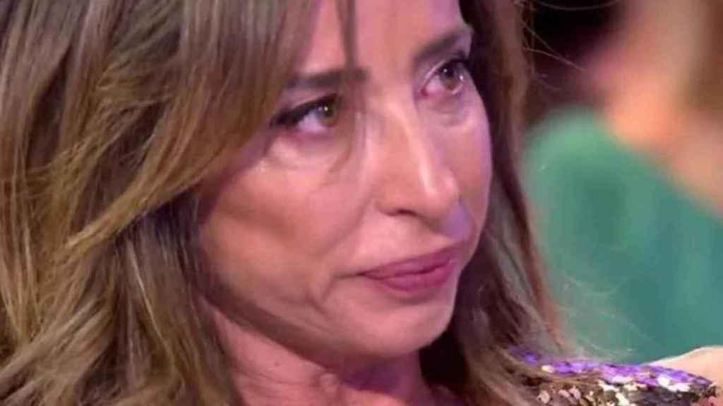 María Patiño, en 'Sábado Deluxe'.