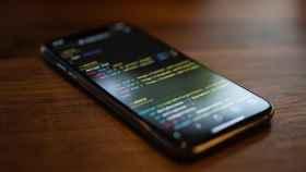 iPhone hackeado.