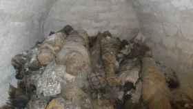 65 momias halladas.