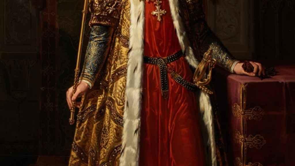 Fernando el Católico, según Bernardino Montañes y Pérez.