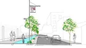 Aprobado el proyecto de ordenación y regeneración de la calle Santa María de Alarcos. Foto: Ayuntamiento de Ciudad Real