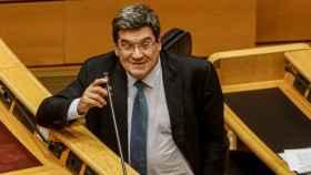 José Luis Escrivá, ministro de Migraciones, Seguridad Social e Inclusión. a