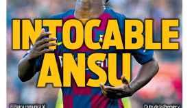 La portada del diario SPORT (27/05/2020)