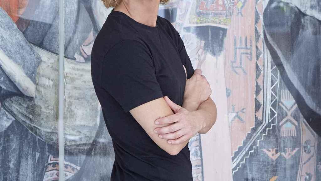 María Casado en una imagen cedida por SohoTV, la productora de Antonio Banderas.