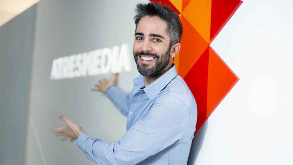 Roberto Leal ha vuelto a Antena 3 para presentar 'Pasapalabra'.