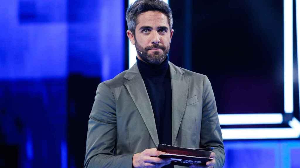 Roberto Leal se despedirá en junio de 'Operación Triunfo'.