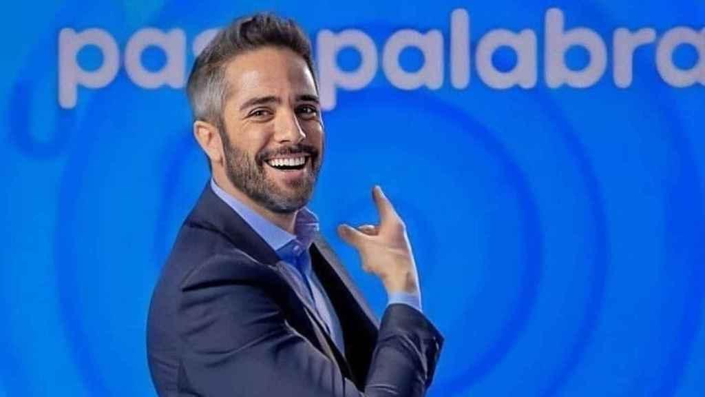 El presentador desvelaba su enfermedad durante la prueba de 'El Rosco'.