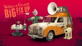 Wallace y Gromit tendrán su propio juego de realidad aumentada para Android