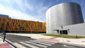 El nuevo hospital de Toledo (Foto: Ó. HUERTAS)