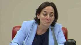 La jueza que investiga el 8-M, Carmen Rodríguez-Medel.