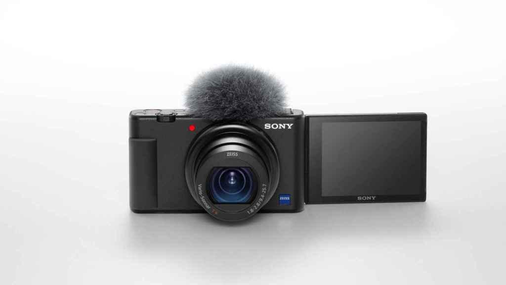 Nueva Sony ZV-1