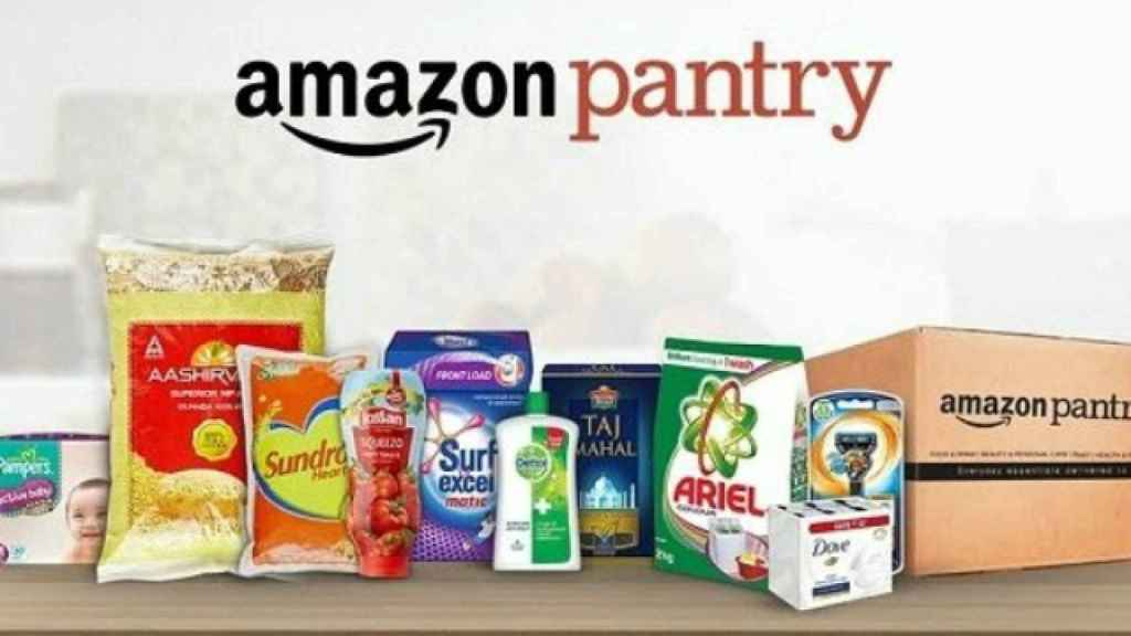 Amazon Pantry.