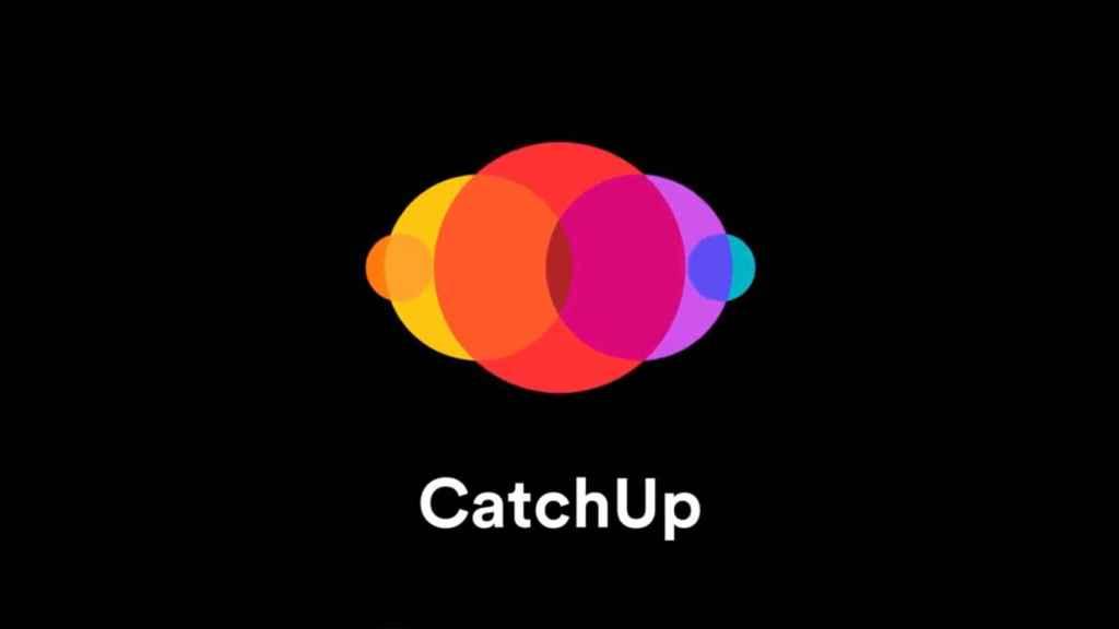 Logo de 'Catchup'.