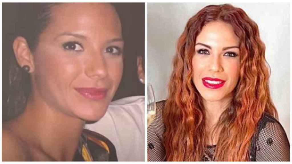 El antes y el después de Tamara Gorro en montaje de JALEOS.