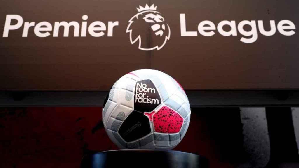 El balón de la Premier League