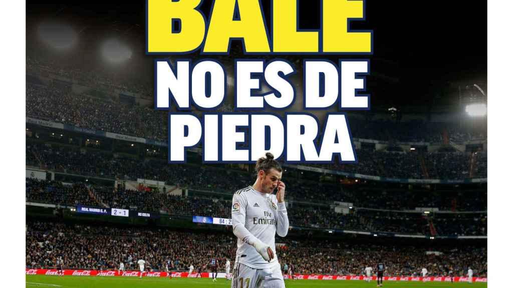 La portada del diario MARCA (28/05/2020)