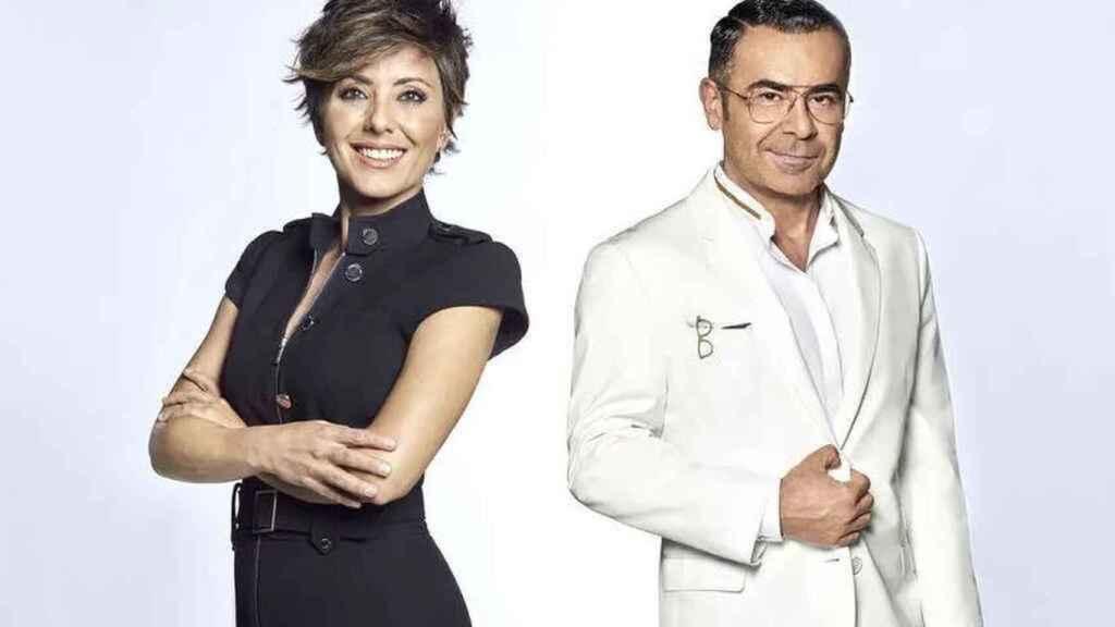 Sonsoles Ónega y Jorge Javier Vázquez presentarán 'La casa fuerte'.