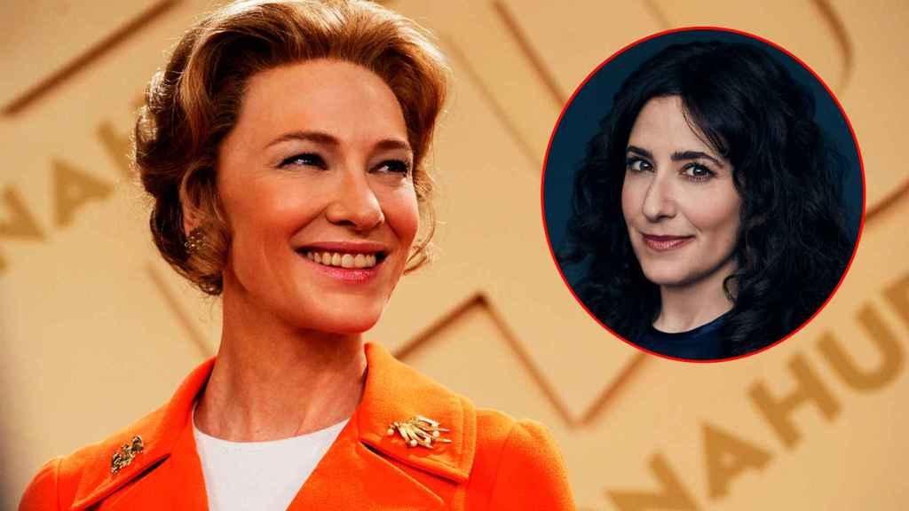 Cate Blanchett y Dahvi Waller.