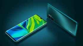 El Xiaomi Mi Note 10 baja de precio a lo bestia en El Corte Inglés