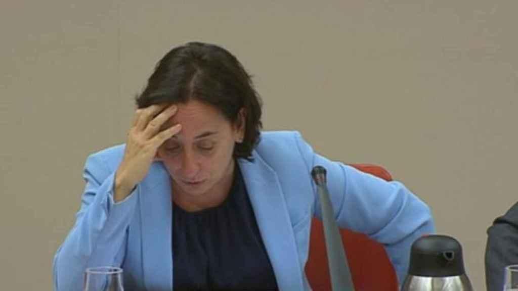 La magistrada Carmen Rodríguez-Medel./