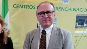 Gerardo Gutiérrez, director del SEPE.